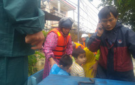 Quảng Nam: Còn ít nhất 6 nạn nhân bị chôn vùi do sạt lở