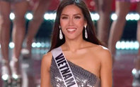 Nguyễn Thị Loan trượt tốp 16 Hoa hậu Hoàn vũ 2017