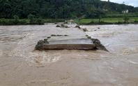 50 người chết, mất tích do mưa lũ