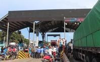 Trạm BOT Biên Hòa thông thoáng sau nhiều giờ tê liệt