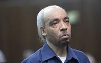 Rapper bị bắt vì cáo buộc giết người