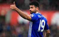 Diego Costa vẫn được Chelsea đăng ký thi đấu