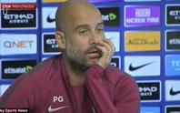 Guardiola không lo lắng khi vắng Aguero