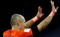 Hà Lan không tranh nổi vé vớt, Robben giã từ đội tuyển