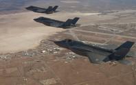 Mỹ lần đầu đưa F-35 đến châu Âu răn đe Nga