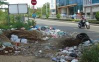 Những cây cầu ngập rác ở TP HCM