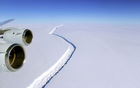 Thế giới sẽ có tảng băng trôi lớn nhất?