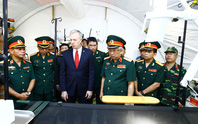 Mỹ tài trợ 10 triệu USD cho lực lượng Gìn giữ hòa bình Việt Nam
