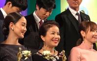 NSƯT Minh Trang xúc động nhận giải tại Liên hoan phim truyền hình quốc tế Tokyo 2017