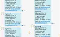 Agribank tạm ứng cho chủ thẻ ATM bị mất 25 triệu