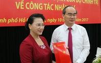 Ông Nguyễn Thiện Nhân là ĐBQH TP HCM, ông Đinh La Thăng về Thanh Hóa