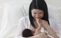 Cho con bú, mẹ giảm nguy cơ đau tim