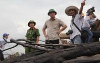 Vụ phá rừng ở Quảng Nam: Bắt một người, điều tra kẻ chủ mưu