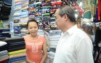 Hướng đến mô hình HTX quản lý chợ An Đông