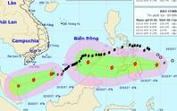 Bão số 15 chưa tan, lại xuất hiện bão mới gần Biển Đông