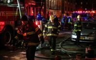 Cháy tòa nhà ở Mỹ và Ấn Độ, 26 người chết
