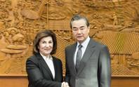Trung Quốc đón đầu tái thiết Syria