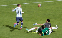 Argentina sợ mất suất World Cup
