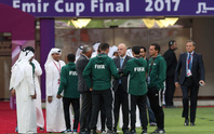 Bóng đá Qatar đối mặt khủng hoảng