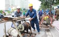 Vụ máy bơm khủng thất thủ: Kiểm soát chất thải xây dựng đổ xuống cống