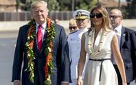 Ông Donald Trump đến Hawaii, hướng tới 13 ngày ở châu Á