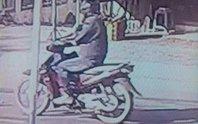 Camera của dân chụp được hình giống nghi phạm cướp ngân hàng