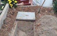 Đi đào mộ trộm, một người tử vong
