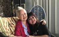 Nhà thơ Ngọc Bích- vợ cố nhạc sĩ Bắc Sơn từ trần