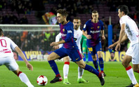 Mở đại tiệc 5 sao, Barcelona đoạt vé vòng 1/8 Cúp Nhà vua