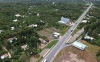 Cận cảnh 2 cây cầu biến mất ở đường tránh Cai Lậy