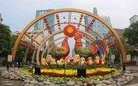 Đường hoa Nguyễn Huệ  mở cửa thêm 1 ngày