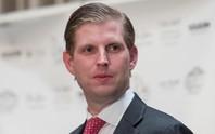 Quỹ từ thiện của con trai Tổng thống Donald Trump bị soi