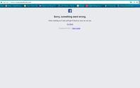 Facebook gặp lỗi, người dùng Việt Nam không đăng nhập được