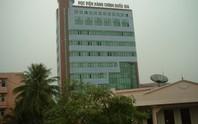 Một cán bộ Học viện Hành chính Quốc gia chết cháy