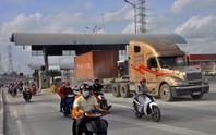 Ngưng thu phí tại trạm BOT xa lộ Hà Nội từ 1-1-2018