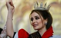 Tân Hoa hậu Iraq mất vương miện vì từng kết hôn