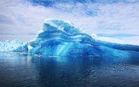 Nấu băng trôi ở Nam Cực thành nước uống