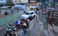 TP HCM: Cấm đào đường gần 500 đoạn, tuyến