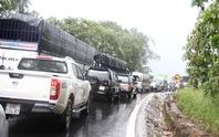 Tai nạn liên hoàn trên đèo Bảo Lộc