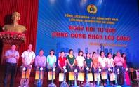 Lần đầu tiên tổ chức Ngày hội tư vấn cho công nhân