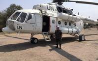 Tết đặc biệt của sĩ quan mũ nồi xanh Việt Nam ở Nam Sudan