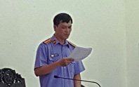Nguyên điều tra viên chuyên án Năm Cam bị 5 năm tù