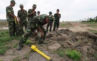 Tiếp tục tìm kiếm mộ liệt sĩ ở sân bay Tân Sơn Nhất