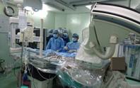 Cứu sống bệnh nhân tim mạch gặp trường hợp đặc biệt khó trị