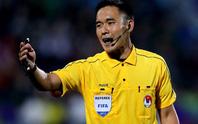 Trọng tài trận Hà Nội - Quảng Nam bị Thái Lan treo còi