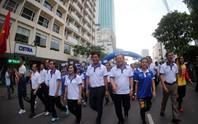 Tưng bừng ngày hội ủng hộ SEA Games 29