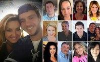 Vụ thảm sát Las Vegas: Chồng xả thân che đạn cứu vợ