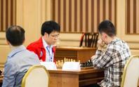 Lê Quang Liêm giành ngôi á quân ở Trung Quốc