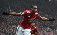 Martial ghi bàn hạ Tottenham nhờ bí kíp của Mourinho