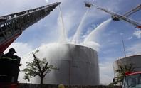 3 tỉnh, thành diễn tập chữa cháy tại Nhiệt điện Phú Mỹ